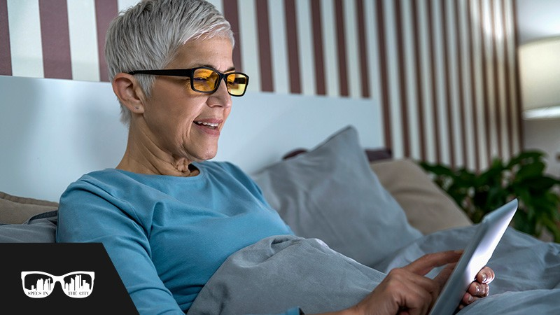 Are Blue Light Blocking Glasses Worth It?