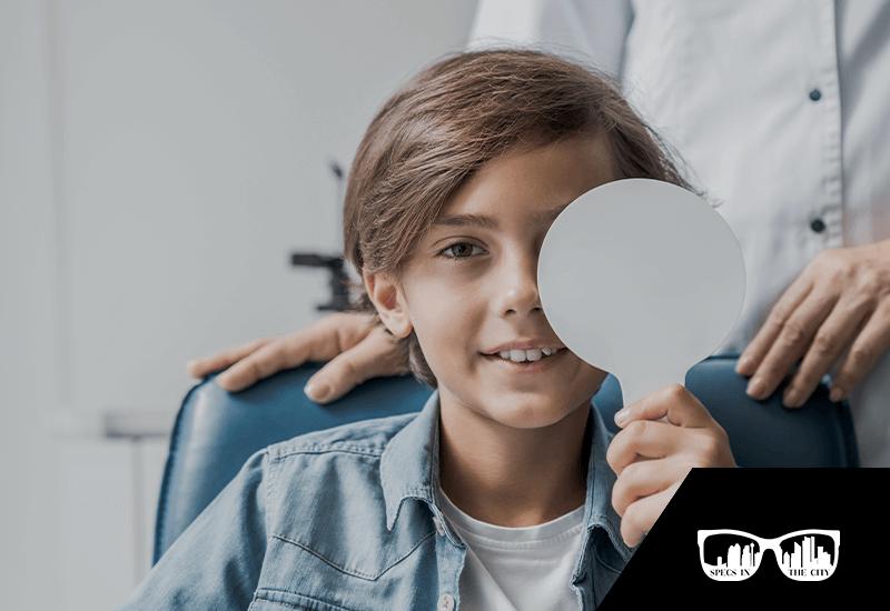 Blog Images - Specs - Children vision care