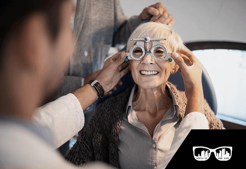Why Annual Senior Eye Exams Are So Important